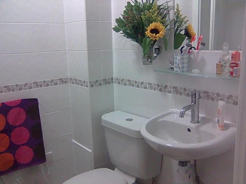 Bathroom peek