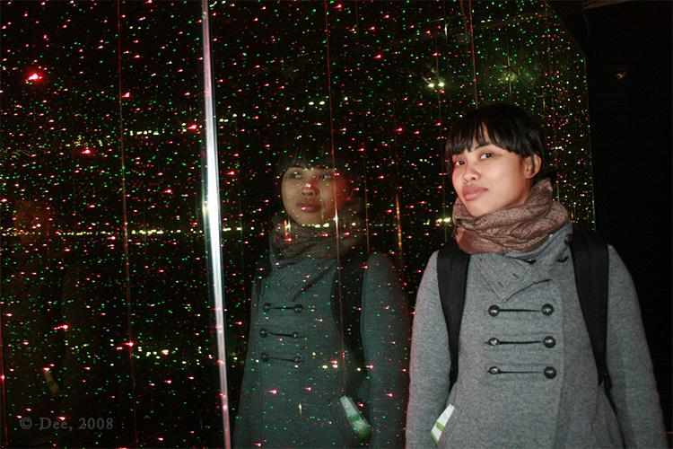 Anne in Camera Obscura