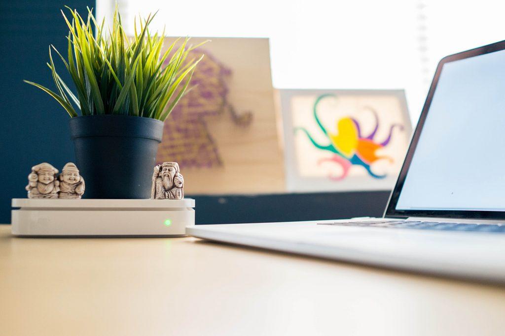 Freelance English Transcriber - workspace