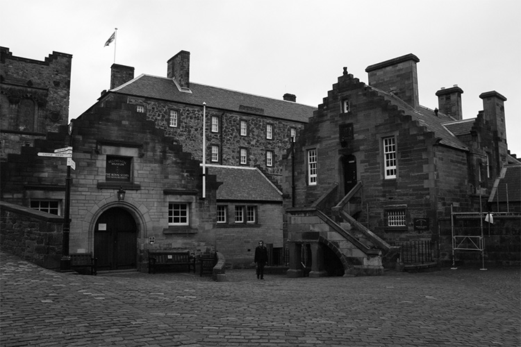 The Museum of the Royal Scots (The Royal Regiment) and the Royal Regiment of Scotland