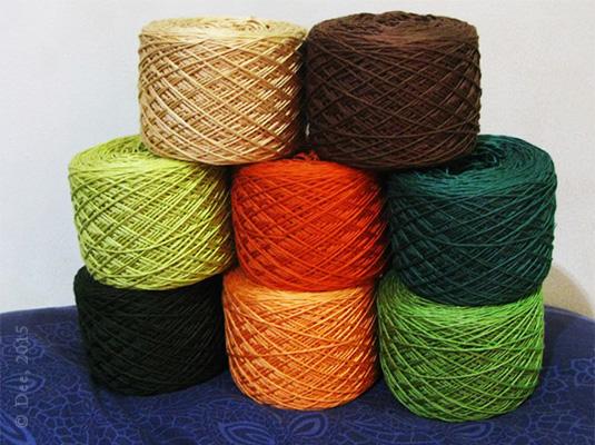 Cashmillon Colour Selection