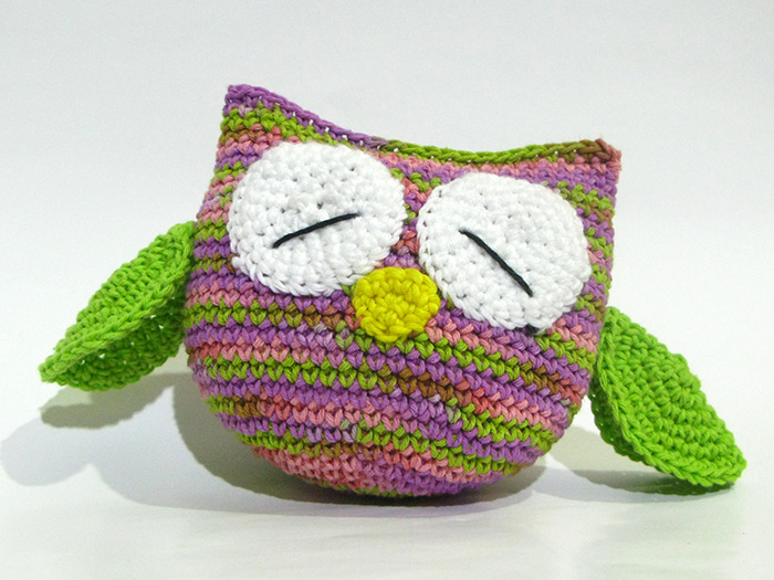 Amelia the Owl, Done