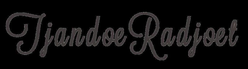 Tjandoe Radjoet Logo PNG